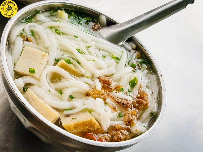 Bánh Canh Phan Rang ngon