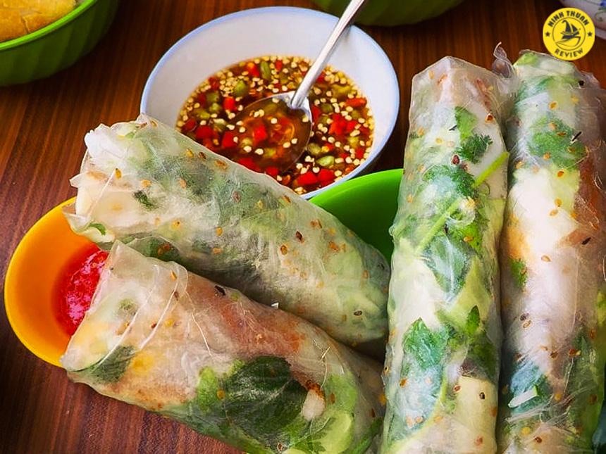 Bánh canh Chả Cá Ninh Thuận