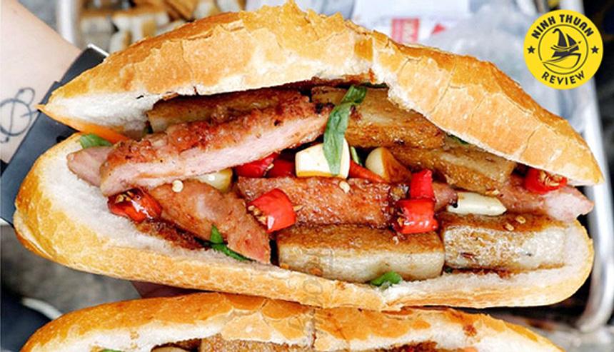 Bánh mì chả cá Phan Rang