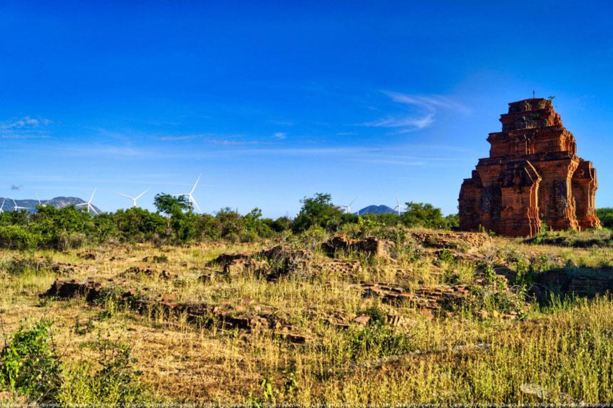 Ba Tháp Ninh Thuận