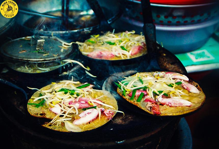 Bánh xèo Ninh Thuận 2