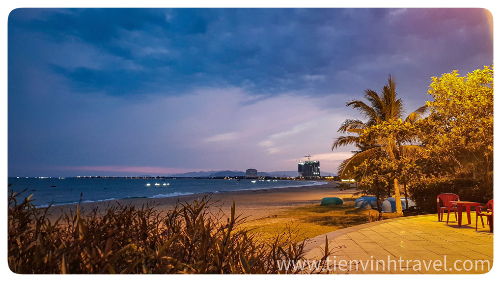 Biển Ninh Chữ