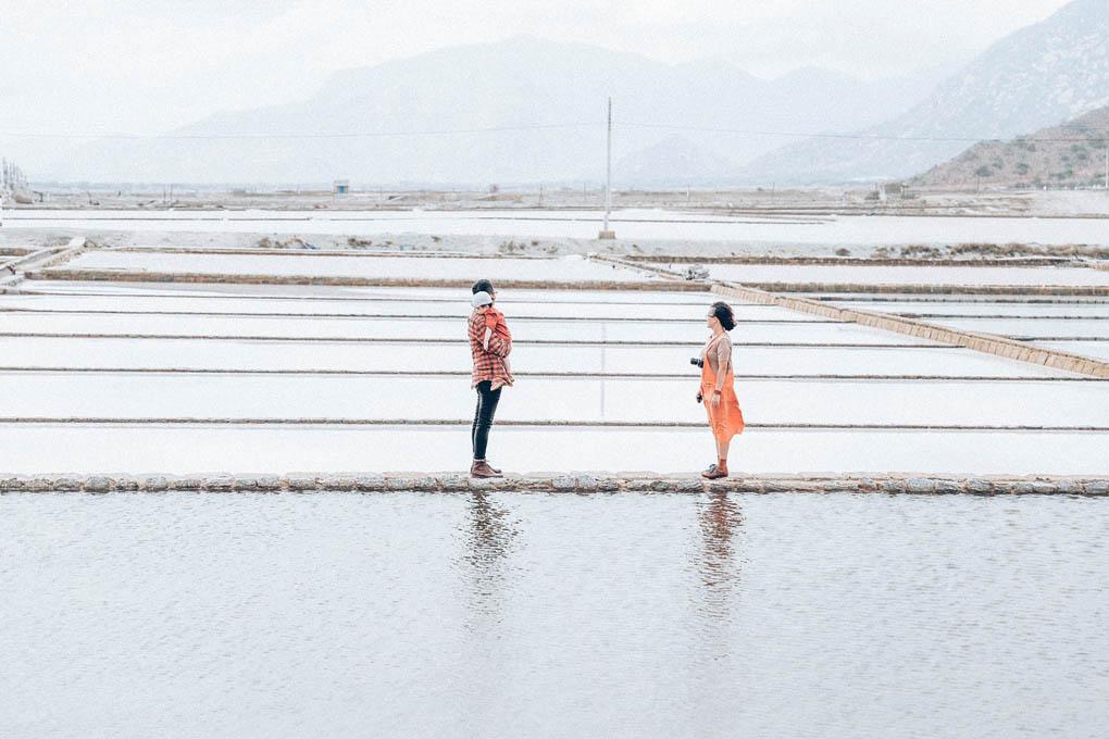 Cánh đồng Muối Ninh Thuận
