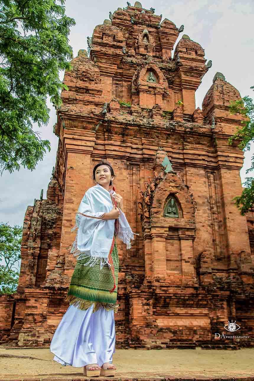 Tháp chàm Ninh Thuận