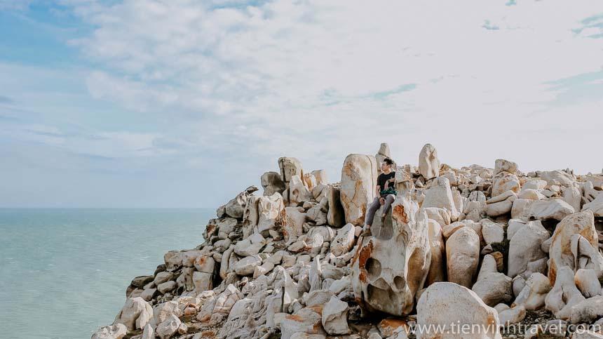 Bãi đá Ninh Thuận