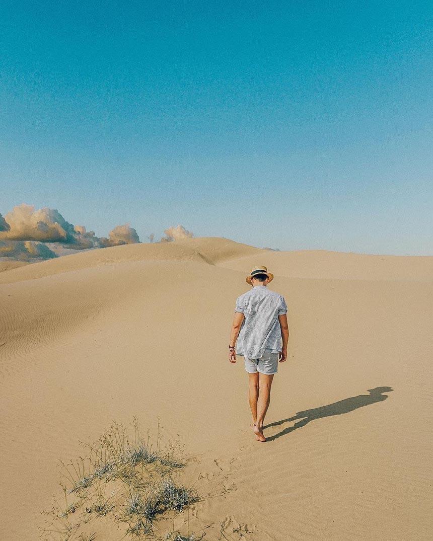 Cồn cát Ninh Thuận