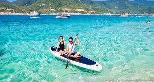 Tắm lặn Du lịch Bình Hưng