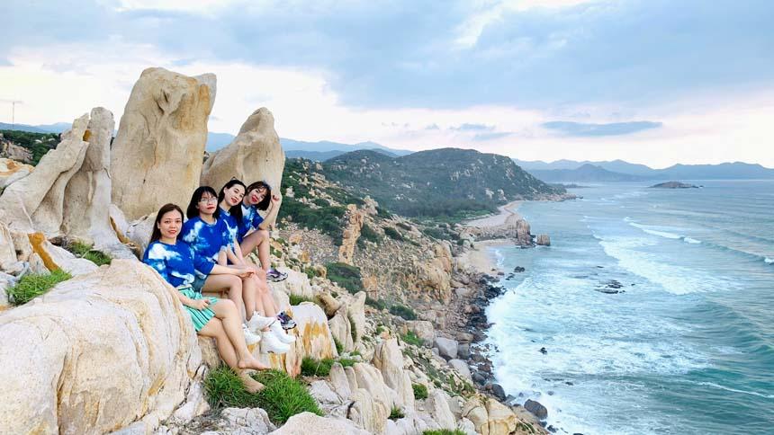 công viên đá Ninh Thuận 2