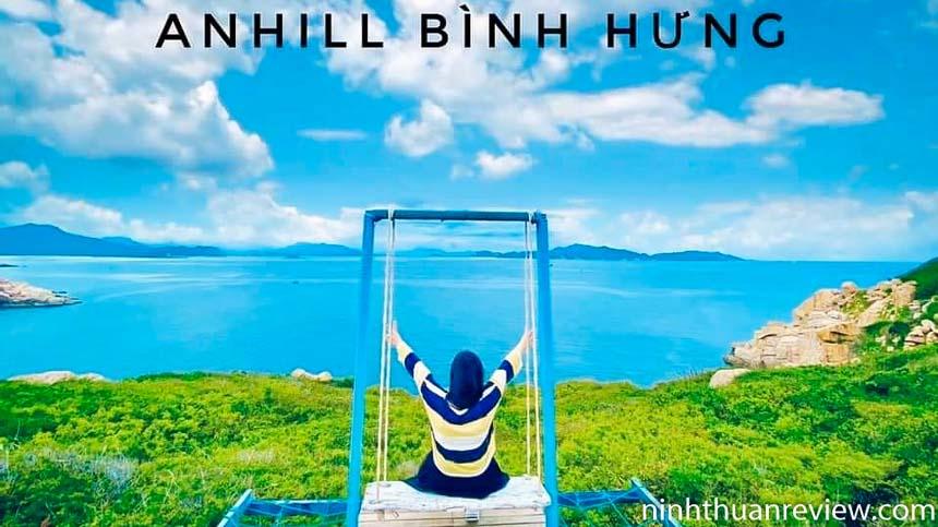 khu du lịch An Hill Bình Hưng