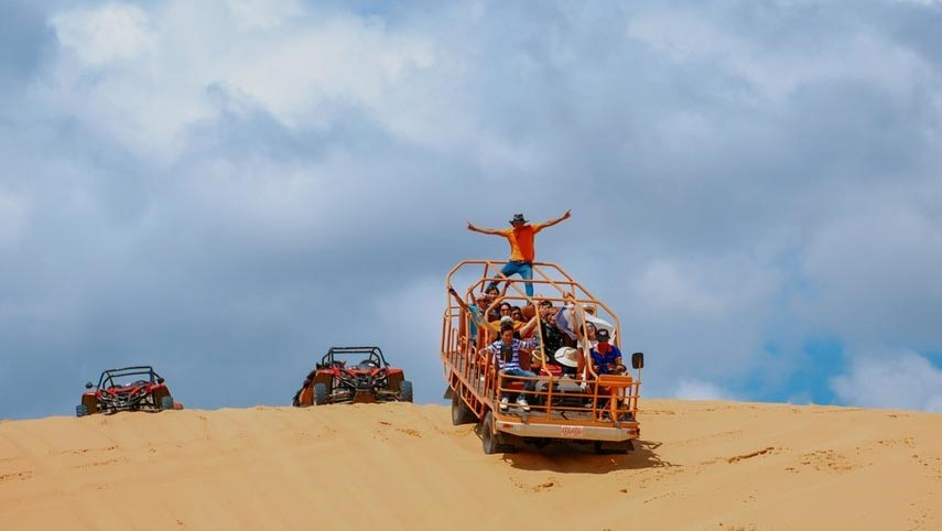 xe địa hình Tanyoli