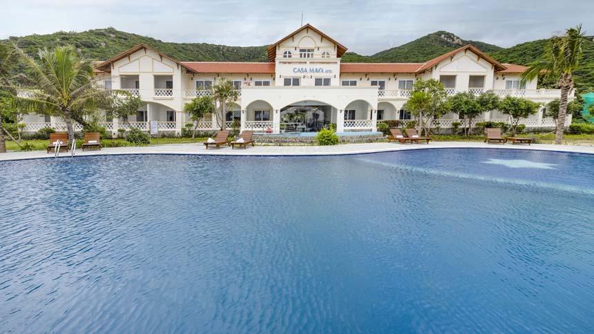 Khách sạn đảo Bình Hưng
