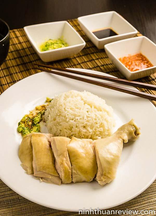 Cơm gà Ninh Thuận 2