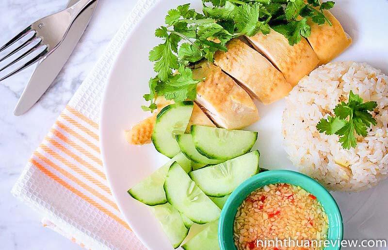 Cơm gà Ninh Thuận