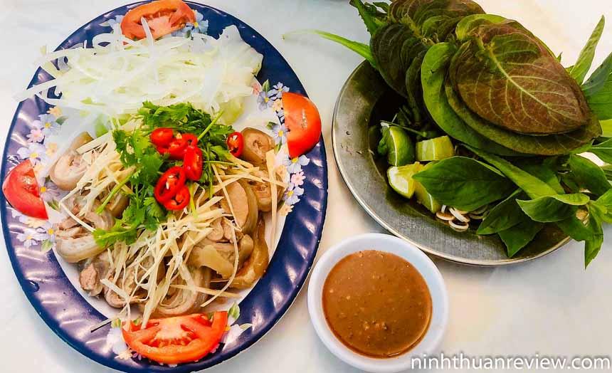 Đặc sản Dê Ninh Thuận