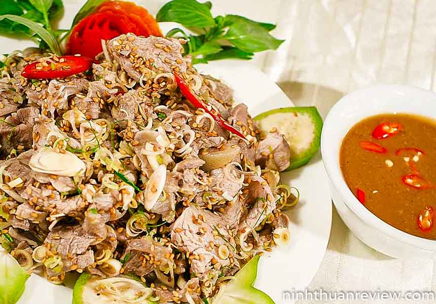 Quán Dê Ninh Thuận 2