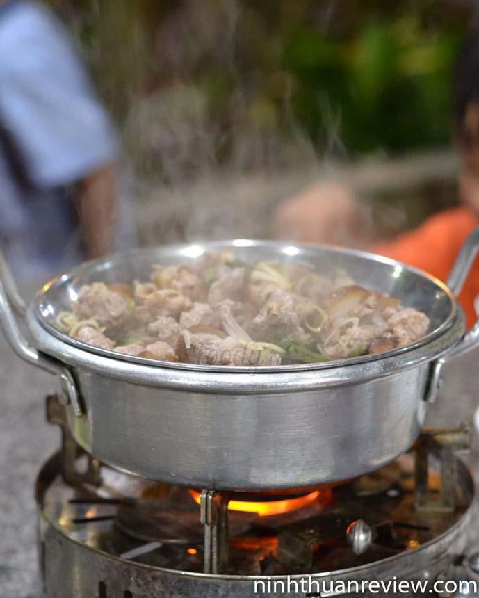 Quán Dê Ninh Thuận
