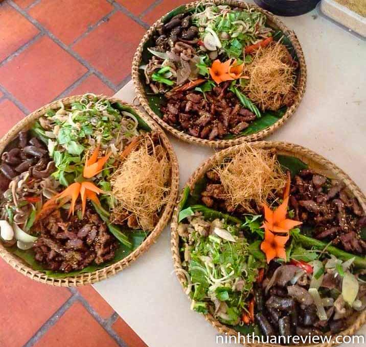 Quán Dê Phan Rang