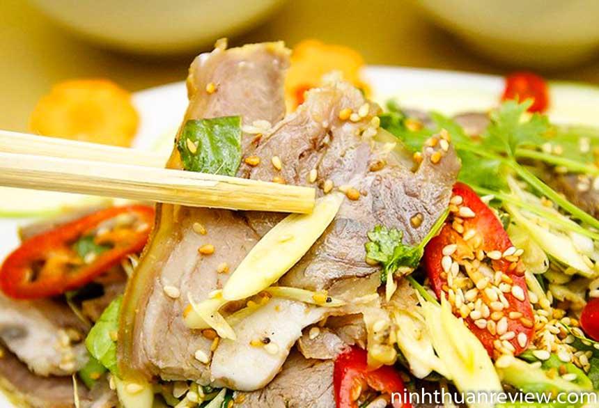 Thịt Dê Ninh Thuận