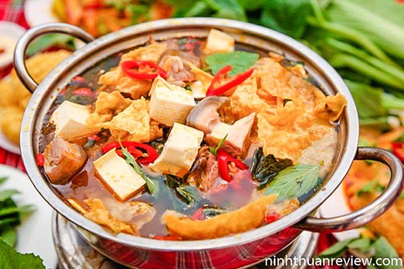 Lẩu dê Phan Rang